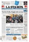 prima pagina stampa
