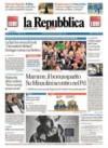 prime pagine repubblica