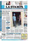 Prime pagine La Stampa