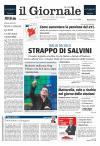 Prime pagine Il Giornale