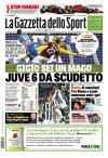 Prime pagine Gazzetta dello Sport