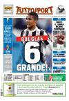 Prime pagine Tuttosport