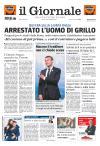 Prime pagine Giornale